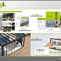A Take la comunicazione di Domal, soluzioni in alluminio per la casa
