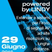 LINDY e InfoComm insieme per presentare il Webinar su 'AV Long Distance'