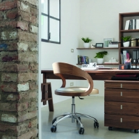 Soluzioni attentamente studiate firmate TEAM 7 per la zona Home Office