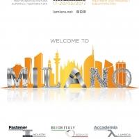 Faster realizza la creatività per la prima edizione di Lamiera a Milano