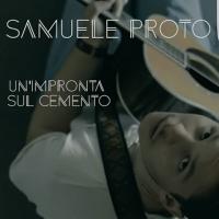 Samuele Prodo in radio con Un'impronta sul cemento