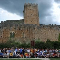 Da Cori a Tortosa: viaggio nel Rinascimento spagnolo con gli Sbandieratori dei Rioni