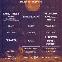 FILAGOSTO FESTIVAL DAL 2 AL 7 AGOSTO 2016 TORNA LA XIV EDIZIONE DI UNO DEI FESTIVAL PIU' AMATI DELLA LOMBARDIA
