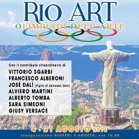 Rio De Janeiro: artisti di fama nella mostra
