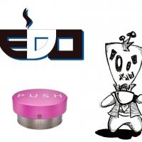 Su EDO BARISTA puoi acquistare l'innovativo pressino PUSH, il must-have del barista professionista!