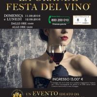 I Grandi Vini Internazionali alla 9° edizione della Grande Festa del Vino