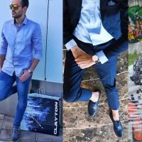 """8 outfit da uomo e 3 """"moment for look"""" raccontati da 4 fashion blogger"""
