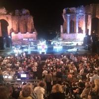 Premio Livatino Saetta Costa e Targa d'Argento Antonietta Labisi a Massimo Ranieri