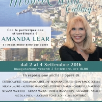 Monte Carlo Calling: si apre la mostra con Amanda Lear