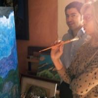 Monte Carlo: grande risonanza per la mostra con Amanda Lear