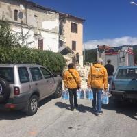 I Ministri Volontari di Scientology corrono in aiuto delle vittime del terremoto.