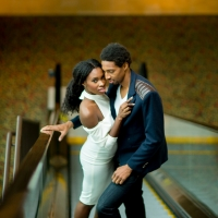 Designer Andrea Pitter of Pantora Bridal is Getting Married! View her Edgy Engagement Photos