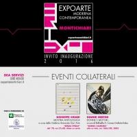 Donne e motori...mostra su Gianni Bertini a cura di Raffaella A. Caruso inaugura con EXPOARTE la stagione delle fiere d'arte