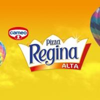 Con cameo Pizza Regina Alta, il gusto spicca il volo