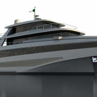 "CCN e Floating Life progettano insieme ""COMMANDER"", motor yacht explorer di 42,5m"