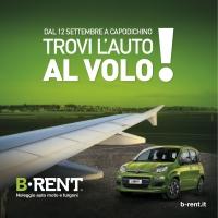 B-Rent, nuova apertura a Capodichino
