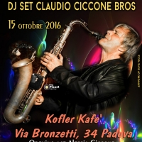Un FlashBack Moderno  il Pop Up Tour of Italy di Steve Norman (Spandau Ballet) & Dj Claudio Ciccone Bros., con opening act di Alessia Ciccone.