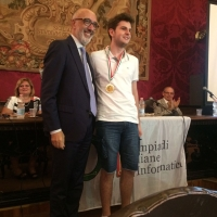 Olimpiadi Nazionali di Informatica a Catania - Consegnate le medaglie