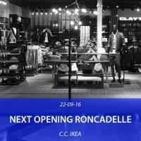 Clayton prosegue la sua strategia di ampliamento e inaugura uno store a Elnòs Shopping