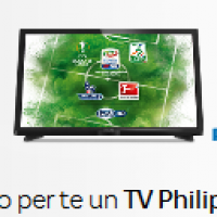 Sky regala TV Philips 32