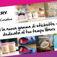 LA GAMMA CREATIVA DELLE ETICHETTE AVERY