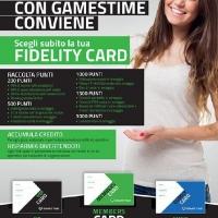 Games Time rinnova la corporate identity  e lancia le fidelity card per le famiglie