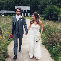 Into The Wilds – An Intimate, Highlands Wedding: Jennifer & Phillip