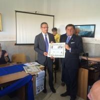 """Consegnati al carcere di """"Bicocca"""" i riconoscimenti internazionali Livatino Saetta Costa e Premio speciale Antonietta Labisi"""