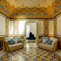 In Puglia, recupero e riqualificazione energetica, ridonano splendore a un gioiello architettonico in Stile Liberty