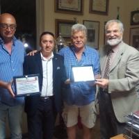 NAPOLI ASSOCIAZIONE ITALIANA SICUREZZA AMBIENTALE AISA E CIRCOLO ILVA DI BAGNOLI INSTAURANO RAPPORTI DI AMICIZIA CON IPOTESI DI GEMELLAGGIO.  (Scritto da Antonio Castaldo)