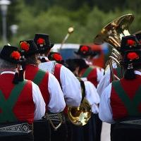 La Festa del Contadino di Tiso in Val di Funes