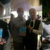 """Successo per """"La casa del colonnello"""", il libro e il progetto per la Onlus"""