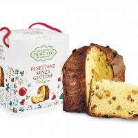 Il primo Panettone Bio Senza Glutine con lievito naturale è di Fraccaro Spumadoro