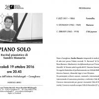 Piano Solo