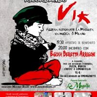 Emergency organizza il 28 ottobre un incontro con la madre di Vik Arrigoni