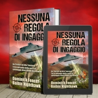Una nuova avventura di spionaggio firmata da Baibin Nighthawk e Dominick Fencer: Nessuna Regola di Ingaggio. Terzo episodio della serie di spionaggio Black Hawk Day Rewind.