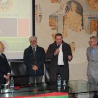 Marco Carra all'assemblea nazionale di ACT Italia  ( associazione campeggiatori )