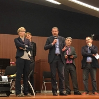 Marco Carra: all'Auditorium del Pirellone suonano gli allievi del Conservatorio di Mantova