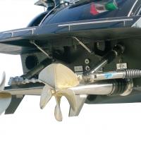 Topsystem presenta i nuovi sistemi di propulsione TT per uno sguardo rivolto al futuro