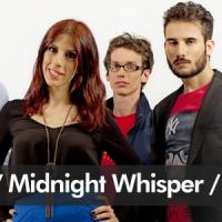 """MIDNIGHT WHISPER"", L'INDIE ROCK SUSSURRATO DEI NUOVAMARTE."