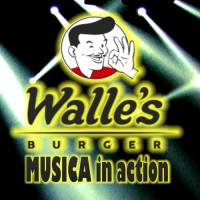 Musica in Action presso lo stage del Walle's Burger di Soave