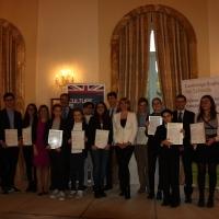 Premiati i vincitori nazionali del Concorso Kangourou della lingua inglese