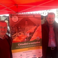 Marco Carra: festeggiamo i 10 anni del mercato contadino