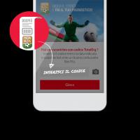 Il divertimento e la passione per il calcio passa dall'App TotalErg
