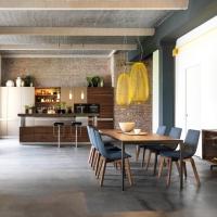 Abitare e vivere la cucina