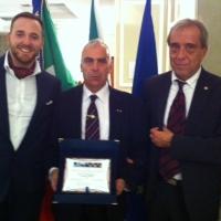Lidu di Udine Premia Gianfranco Piserà