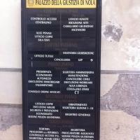 CIS DI NOLA, PRESENTATA STAMANE DA CONFEDERCONTRIBUENTI  OPPOSIZIONE ALL'ACCORDO DI RISTRUTTURAZIONE PRESSO LA SEZIONE FALLIMENTARE DEL TRIBUNALE DI NOLA
