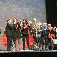 """""""MilleVoci napoletane"""", strepitoso successo al Teatro Europa di Aprilia (Lt)"""