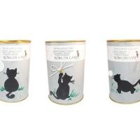Una linea di tisane artigianali dedicate ai gatti