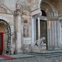 Chiusura della Porta Santa della Cattedrale di Fidenza